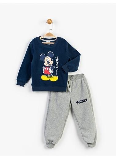 Mickey Mouse Set Lacivert